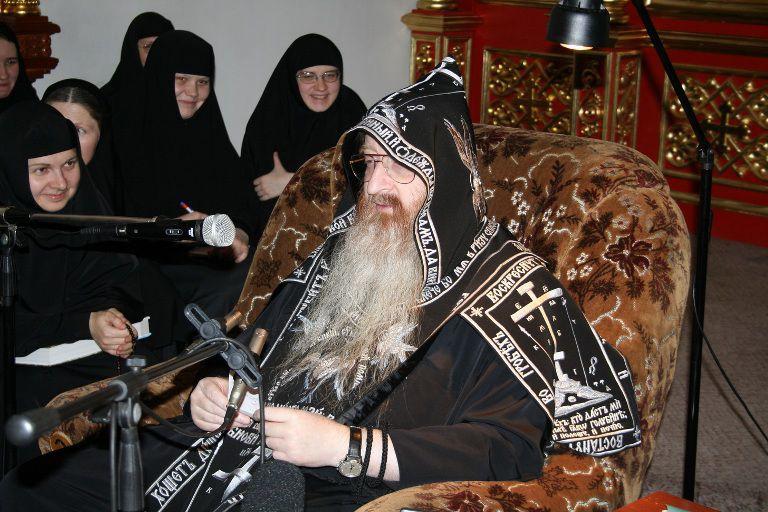 Схиархимандрит Авраам Рейдман