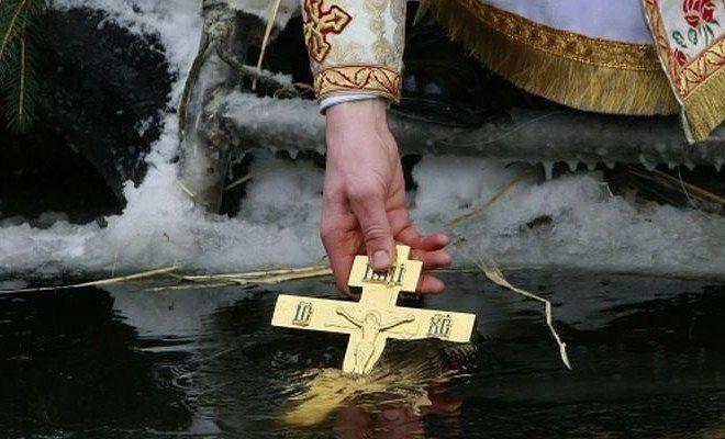 Слово в сочельник пред Крещением Господним