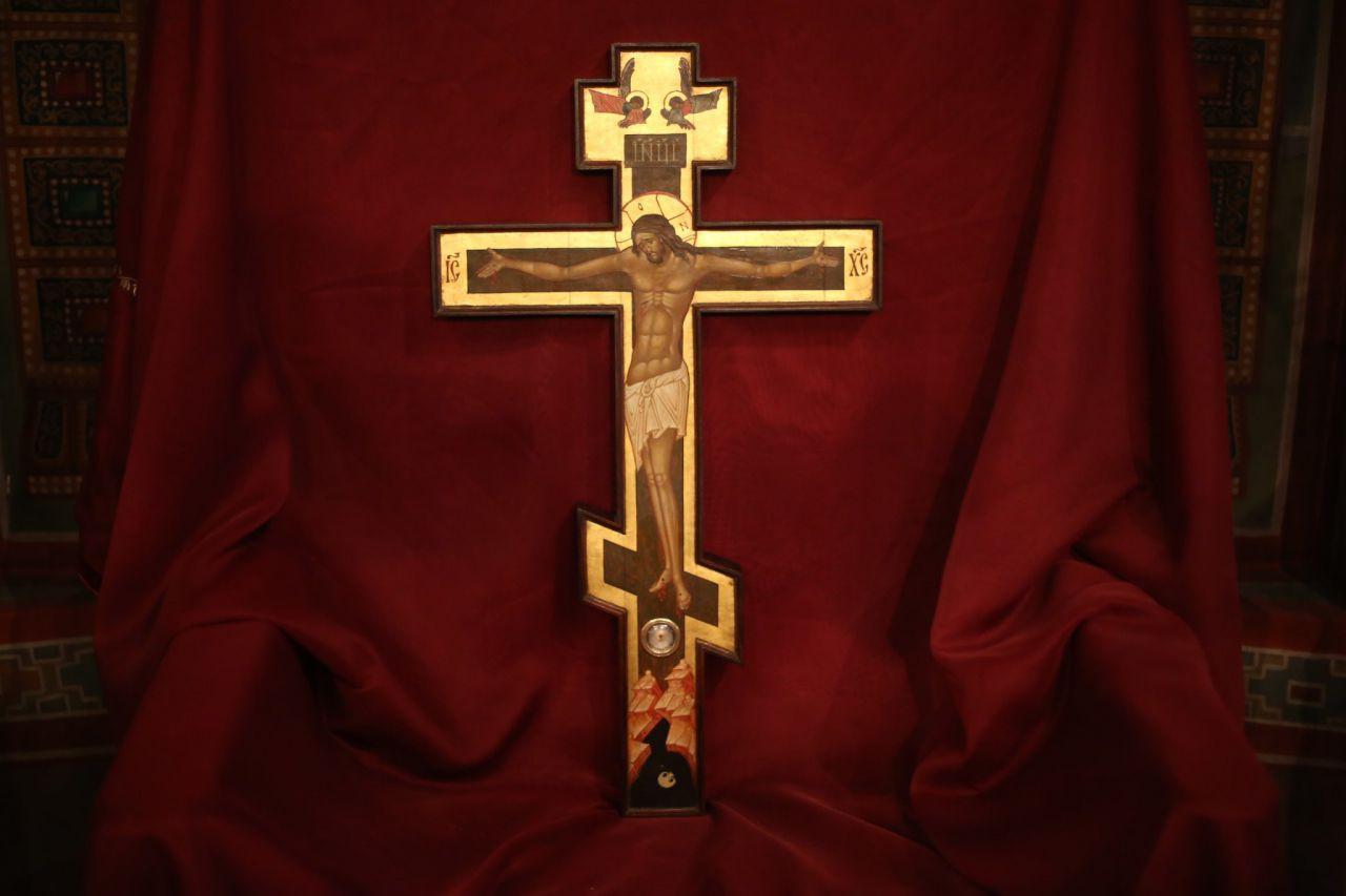 Слово о Кресте Господнем