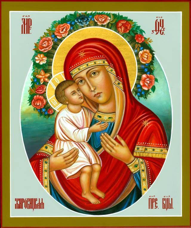 Икона Божией Матери «Жировицкая»