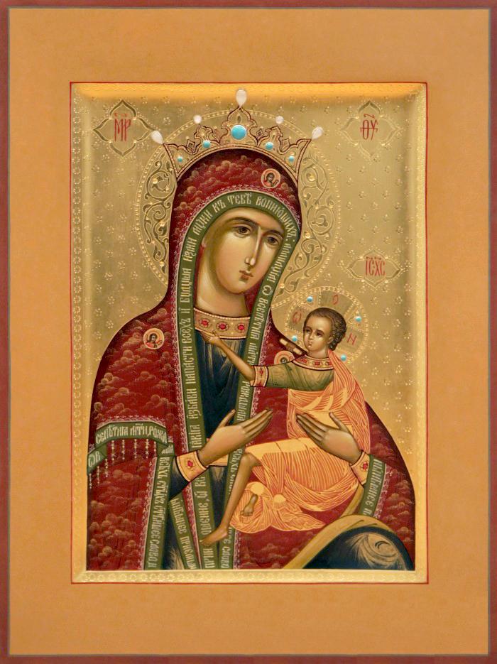 Икона Божией Матери «Арапетская»