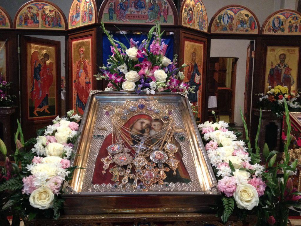 Икона Божией Матери «Боянская»