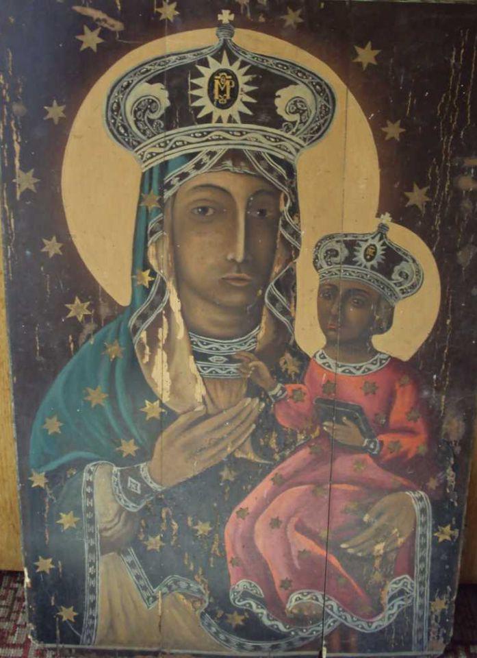 Икона Божией Матери «Дубовичская»