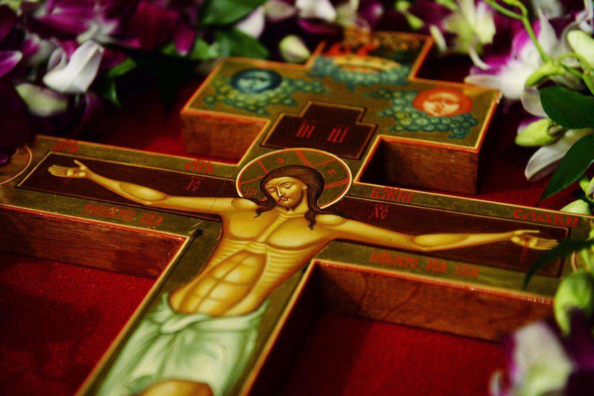 О поклонении Кресту