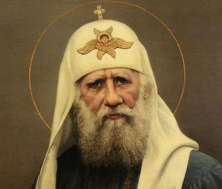 Святитель Тихон (Белавин), Патриарх