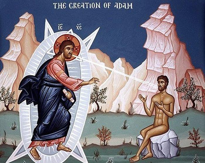 Человек - образ Божий