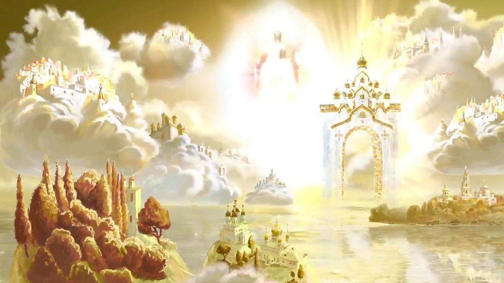 Как блаженный Андрей был восхищен в Рай