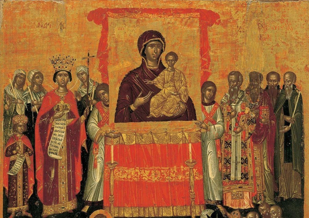 Православные - право славящие Бога