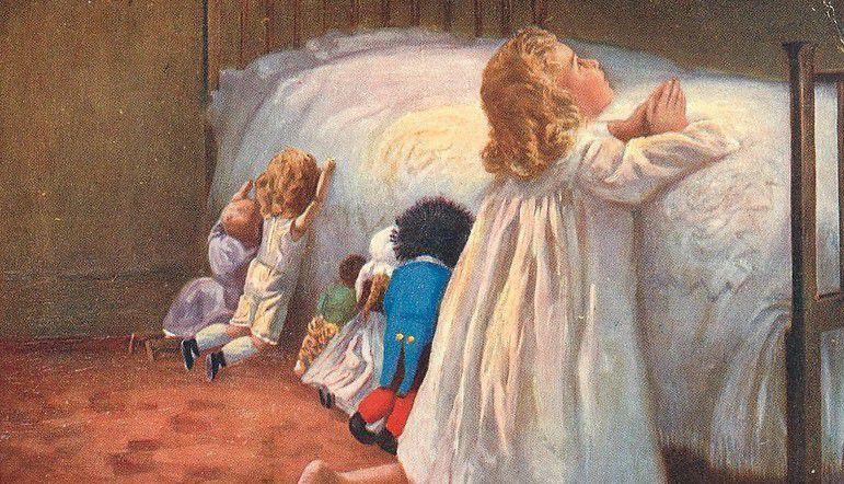 Детская молитва | Советы родителям