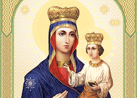 Икона Божией Матери «Озерянская»