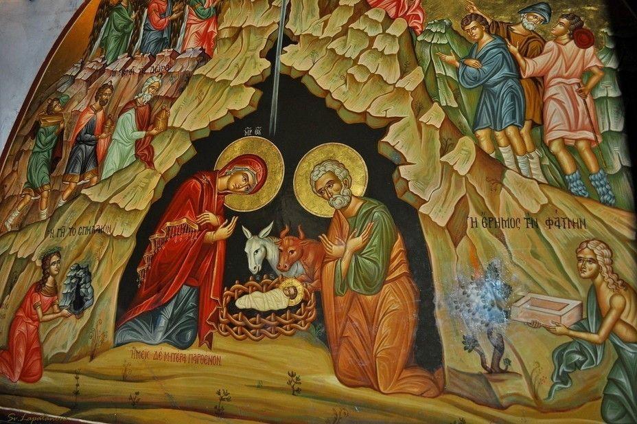 Слово на Рождество Христово