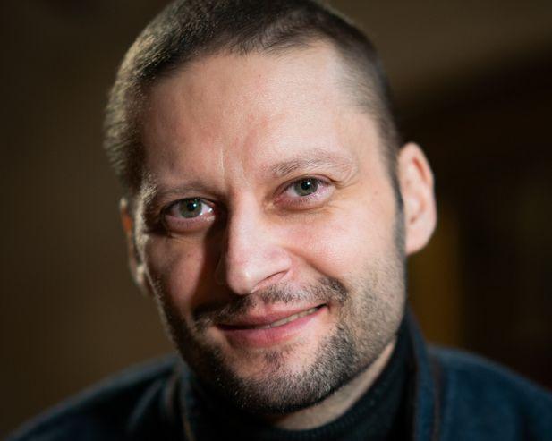 Андрей Павленко, фото: Анна Данилова