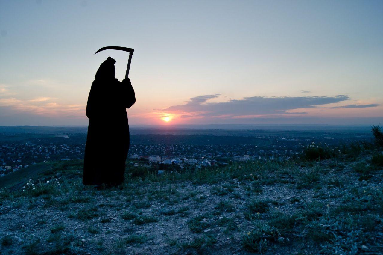 Как жить, если есть смерть?