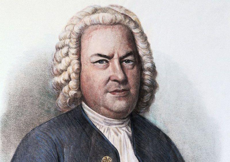 Иоганн Себастьян Бах - Инвенции и Симфонии