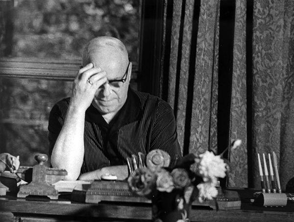 Маршал Георгий Константинович Жуков. Работа над воспоминаниями