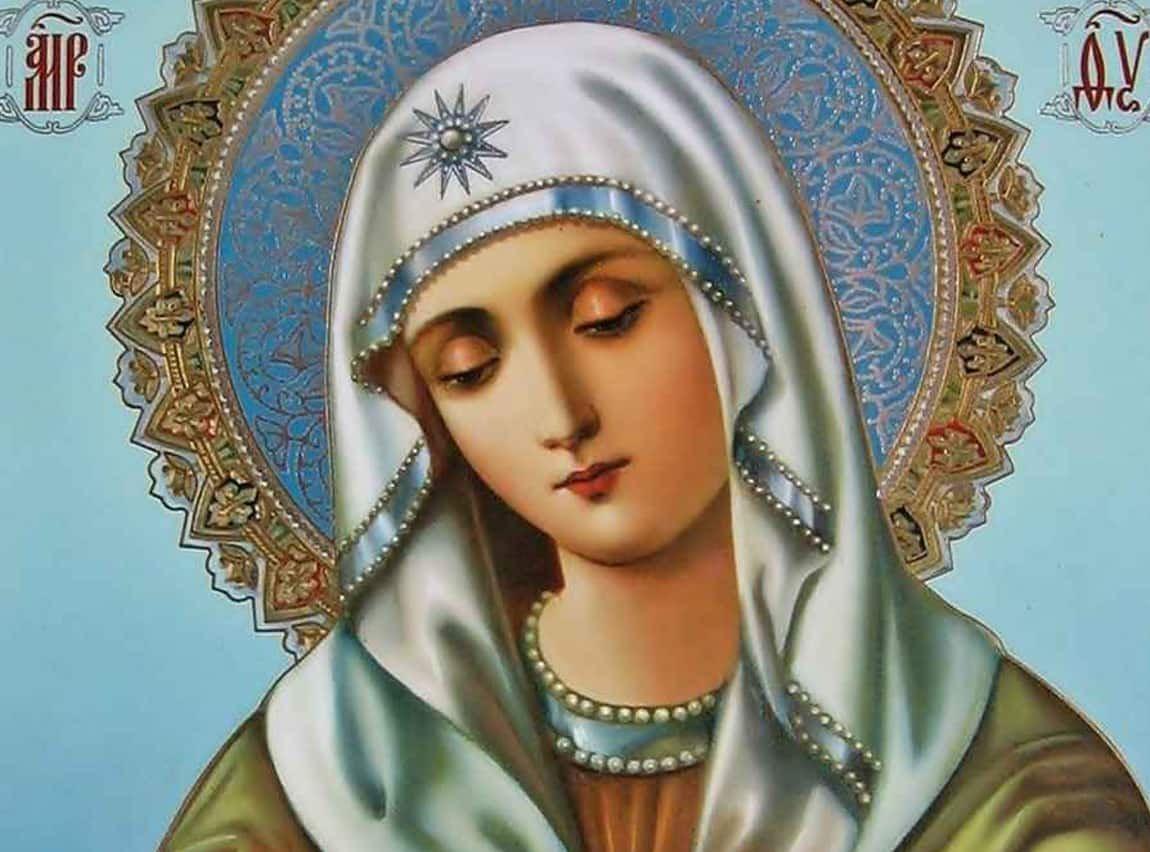 Богородице Дево, радуйся