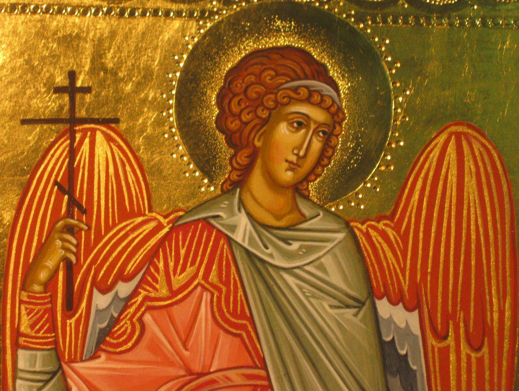 Ангелы - благовестники воли Божией