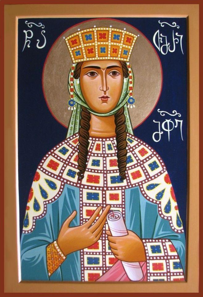 Святая Тамара, царица Грузинская